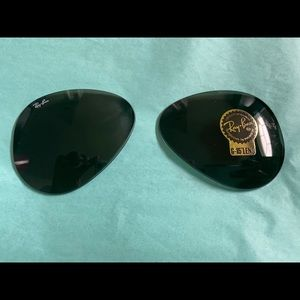 Ray Ban 3025 62 Eye Size Replacement lenses